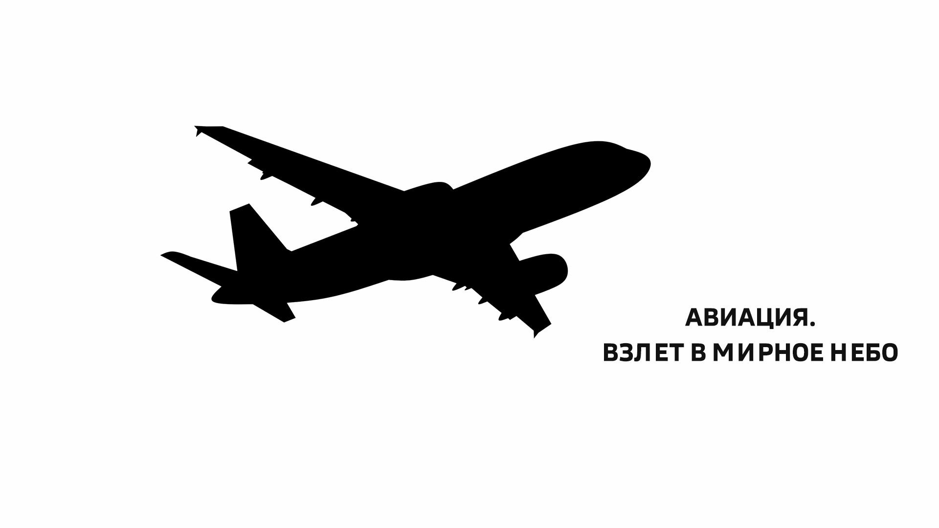 Авиация. Взлет в мирное небо