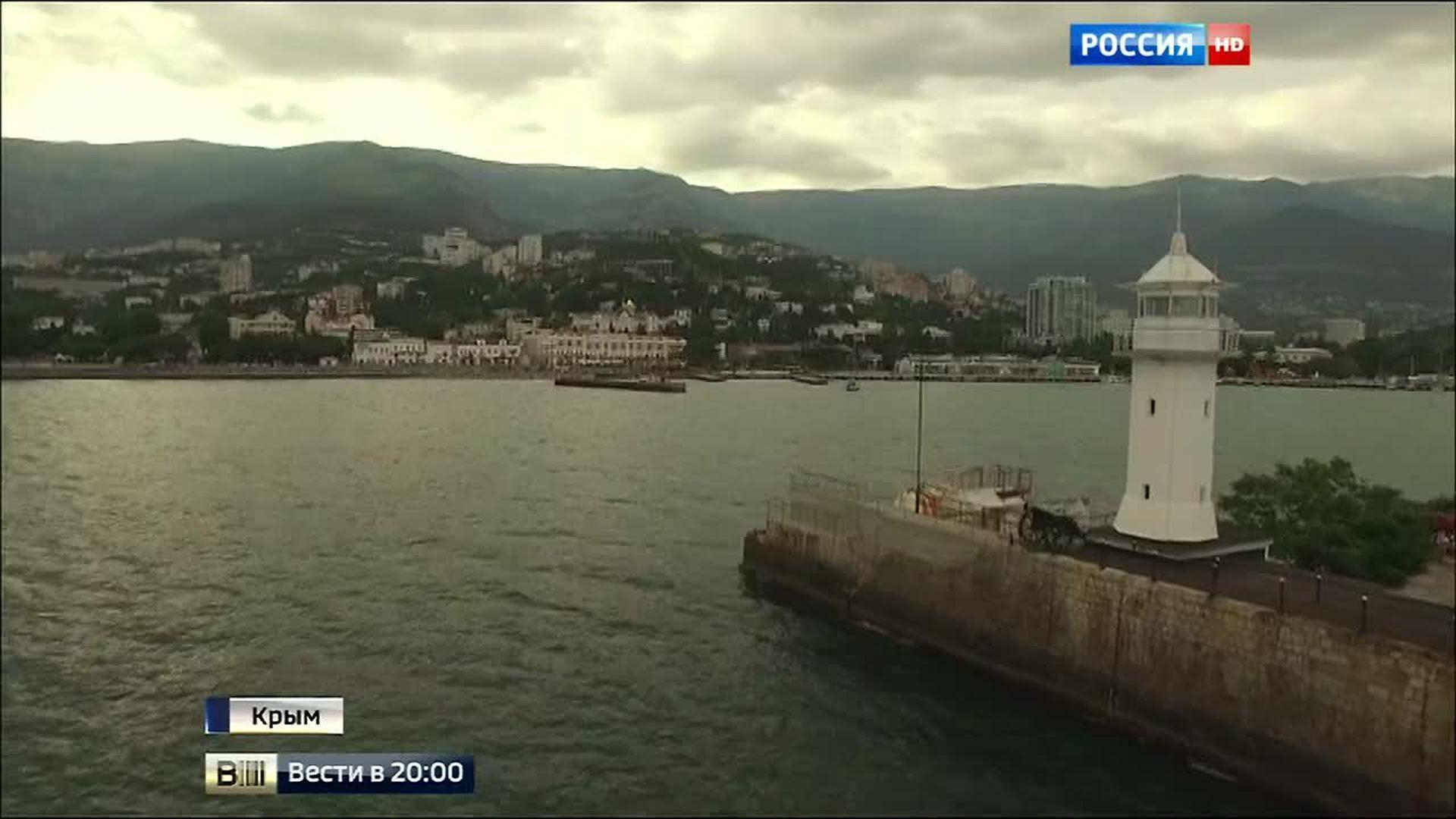 Крым. Между прошлым и будущим