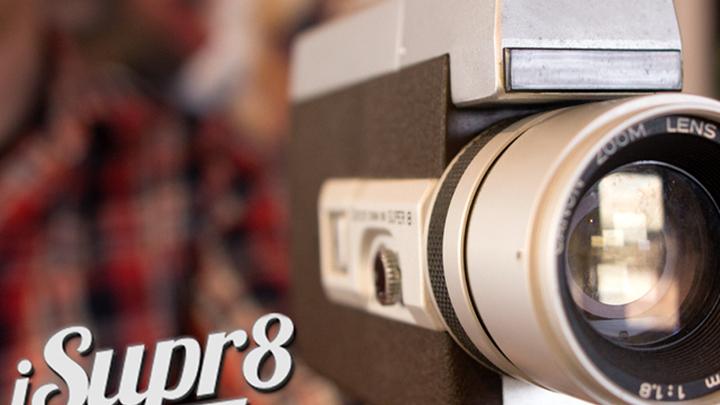 Camera Vintage Android : Назад в прошлое isupr снимает ретро кино на android смартфонах
