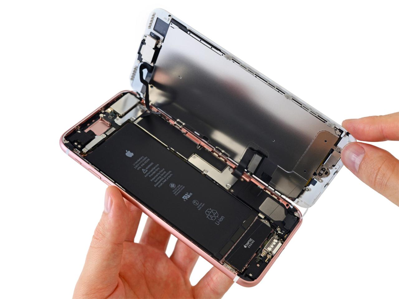 Начинка айфон 7
