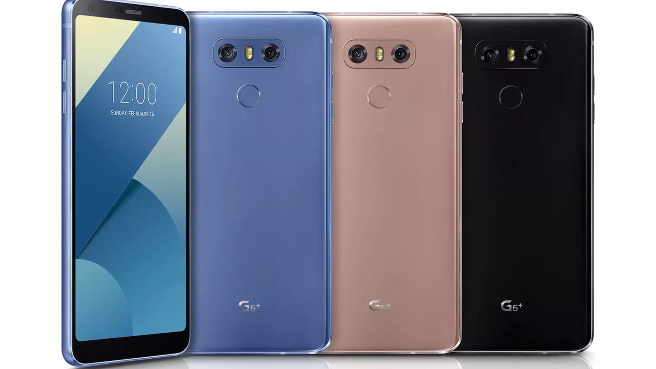 Смартфон LG G6 Plus поступит в продажу в июле
