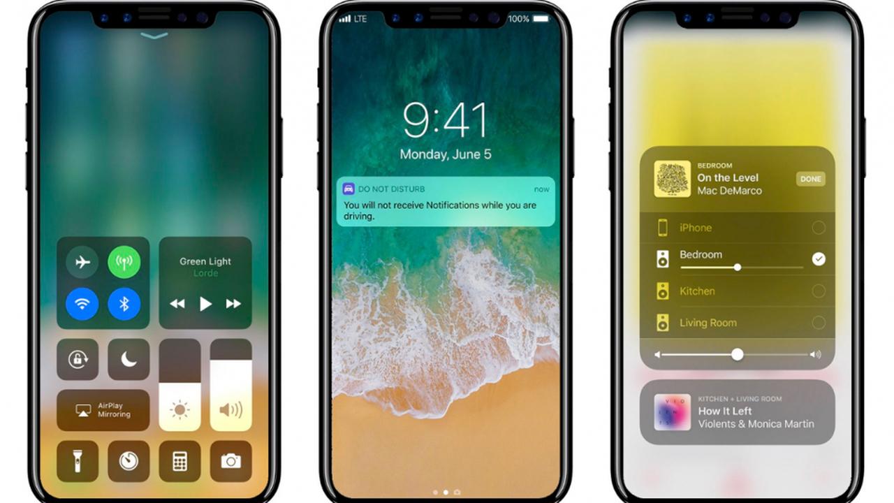Дисплею iPhone 8 разработчики пообещали рекордное разрешение
