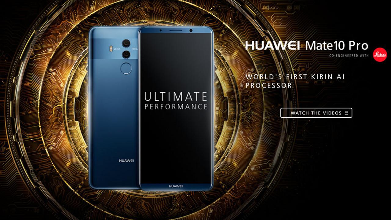 Новый флагман Huawei получит «нейронный процессор» и «умную ручку». Видео