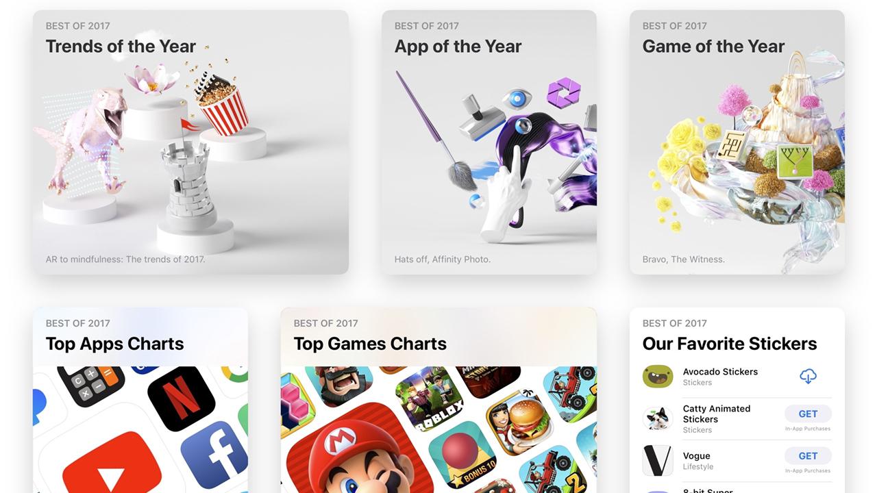 Apple назвала самые скачиваемые приложения иигры в РФ