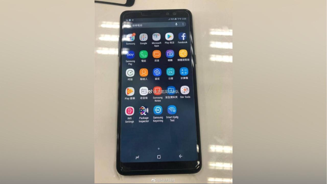 Характеристики идизайн Самсунг Galaxy A8
