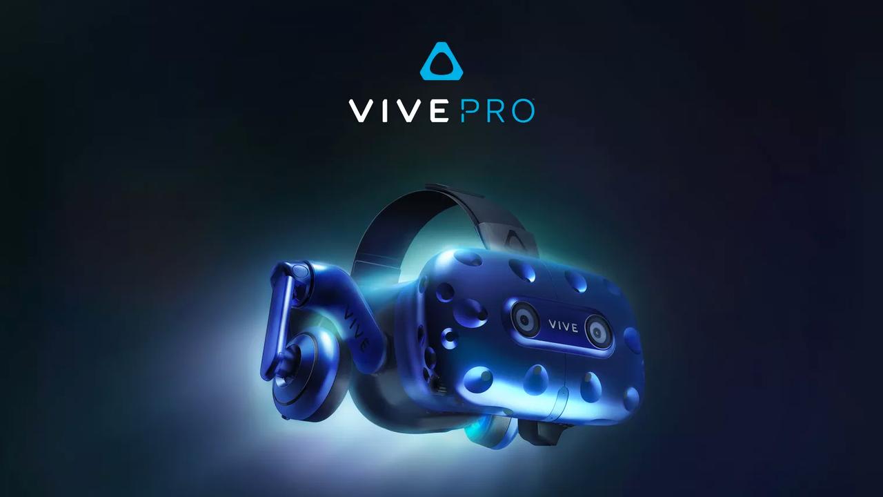 HTC представили усовершенствованную версию шлема Vive Pro иновый беспроводной адаптер