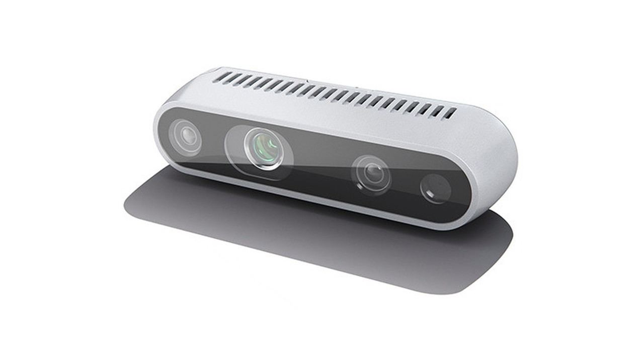 3D-камеры Intel RealSense серии D400 используют стерео-зрение