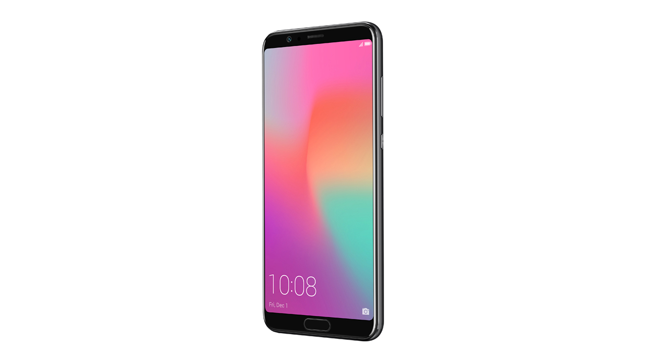 Цена безрамочного телефона Huawei Honor View 10 составит приблизительно 35 тыс руб