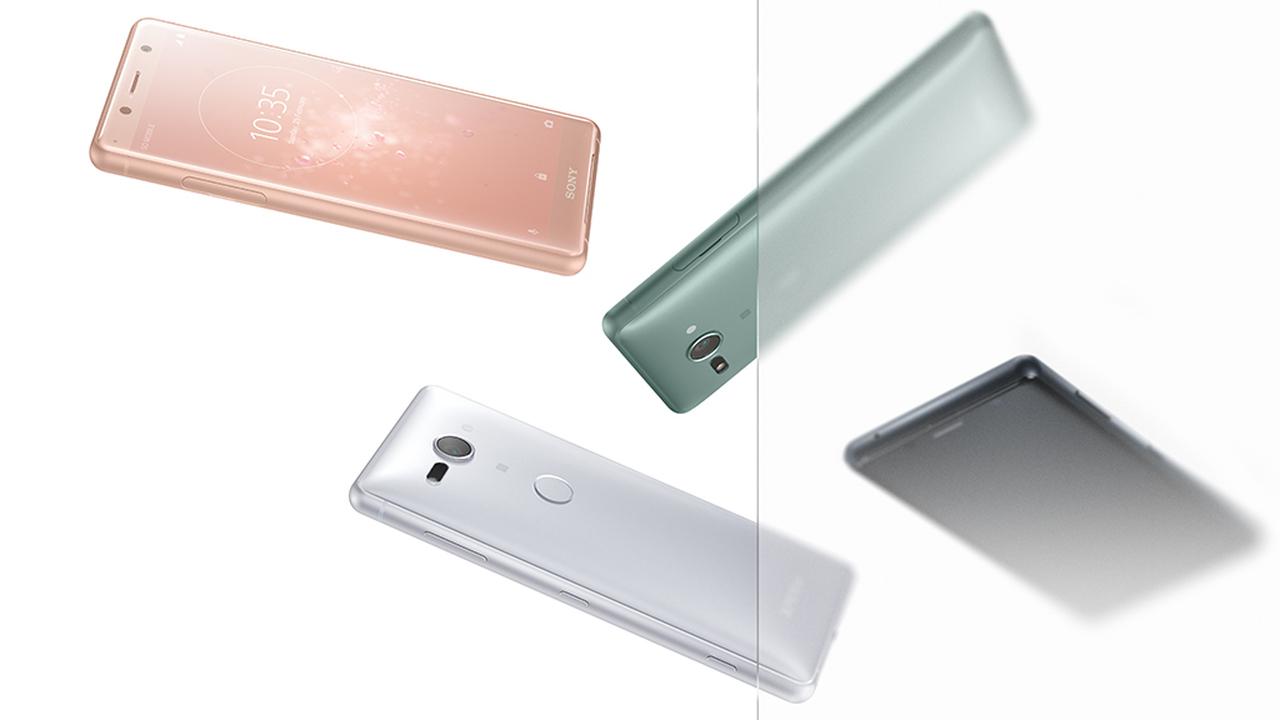 Специалисты определили стоимость телефона Сони Xperia XZ2