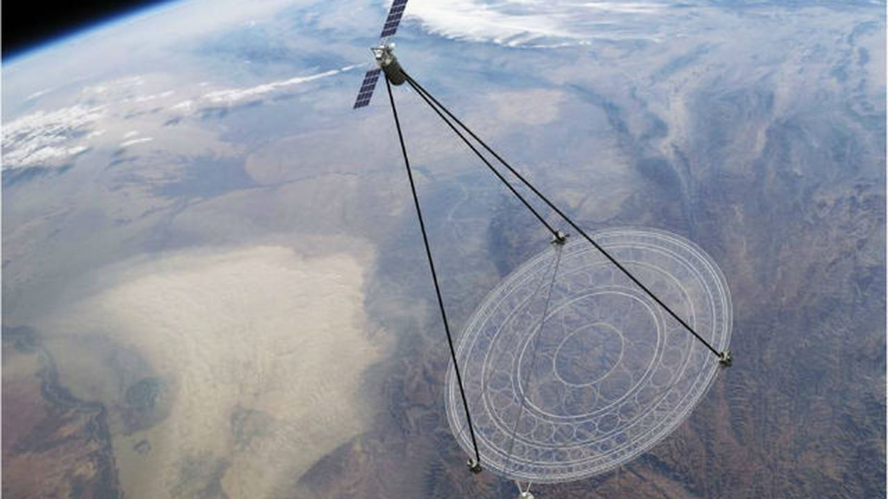 DARPA строит спутник-шпион для видеонаблюдения за Землёй