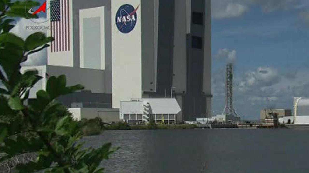 NASA ищет партнёров для разработки пилотируемого полёта на астероид