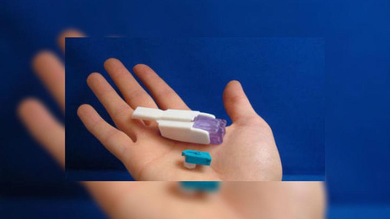 В России завершаются испытания вдыхаемой формы инсулина