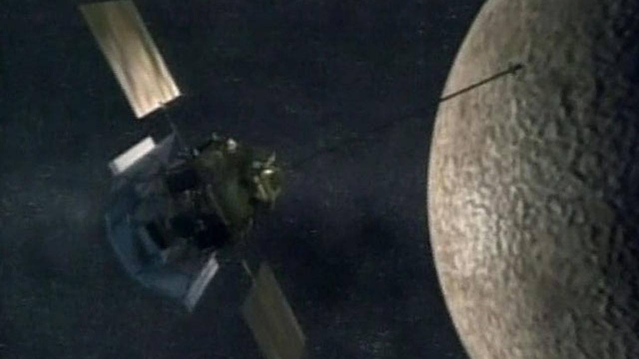 Первый искусственный спутник Меркурия уходит на покой