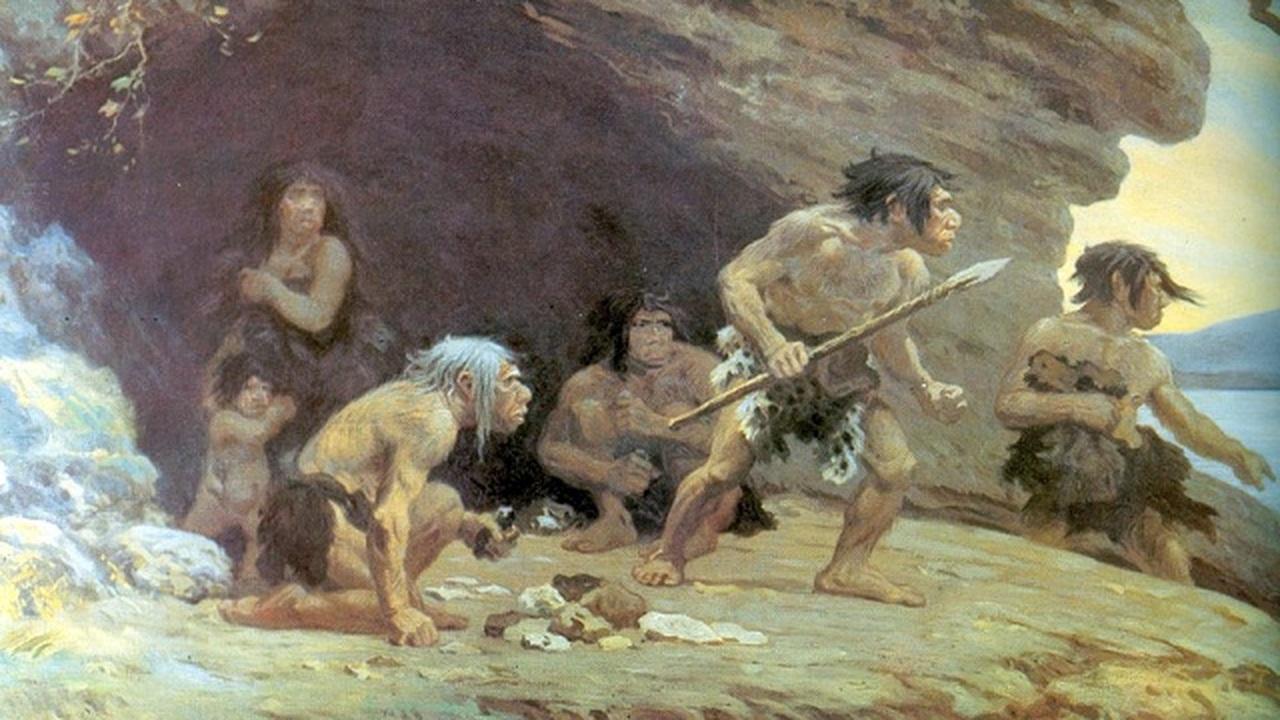 Неандертальцы хоронили своих усопших