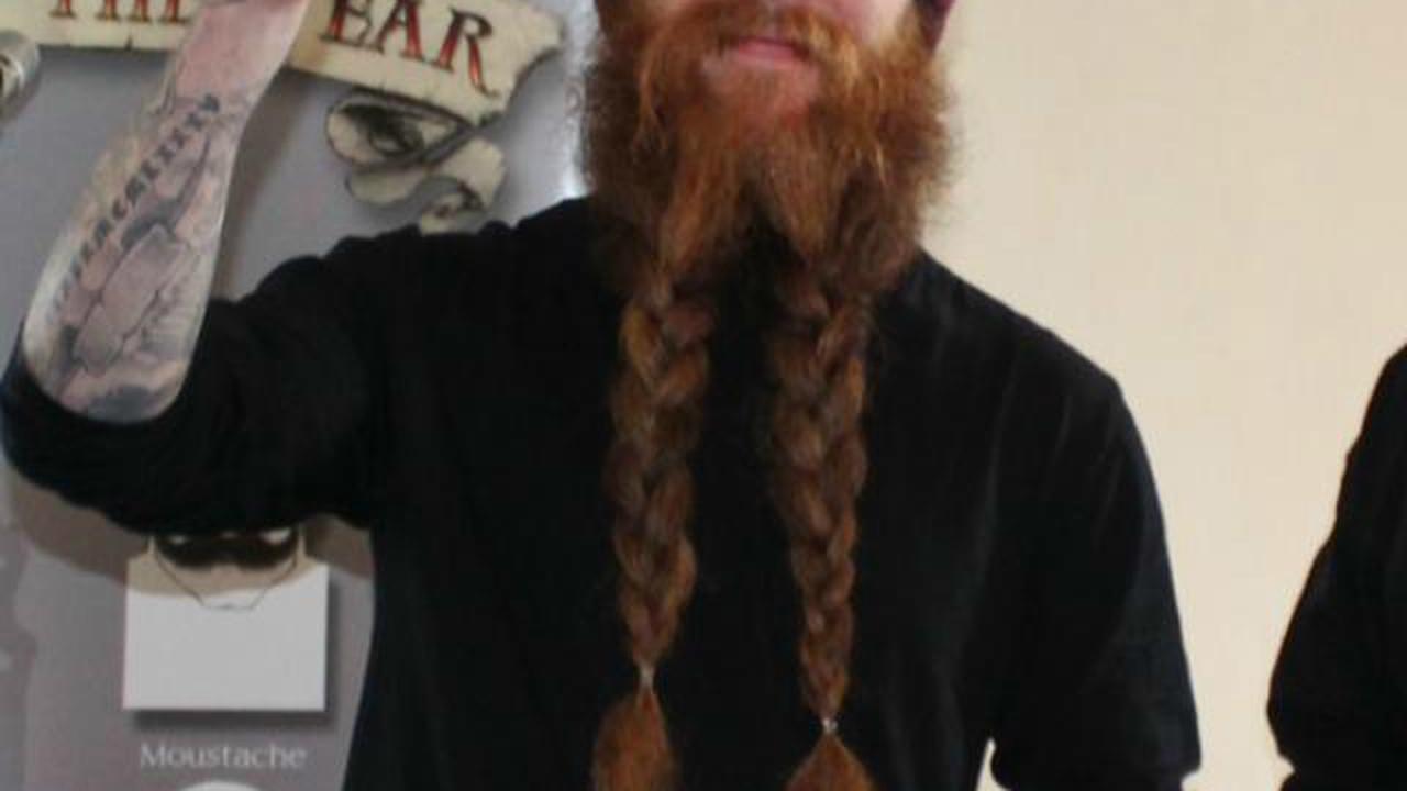 Мода на бороды связана с эволюцией