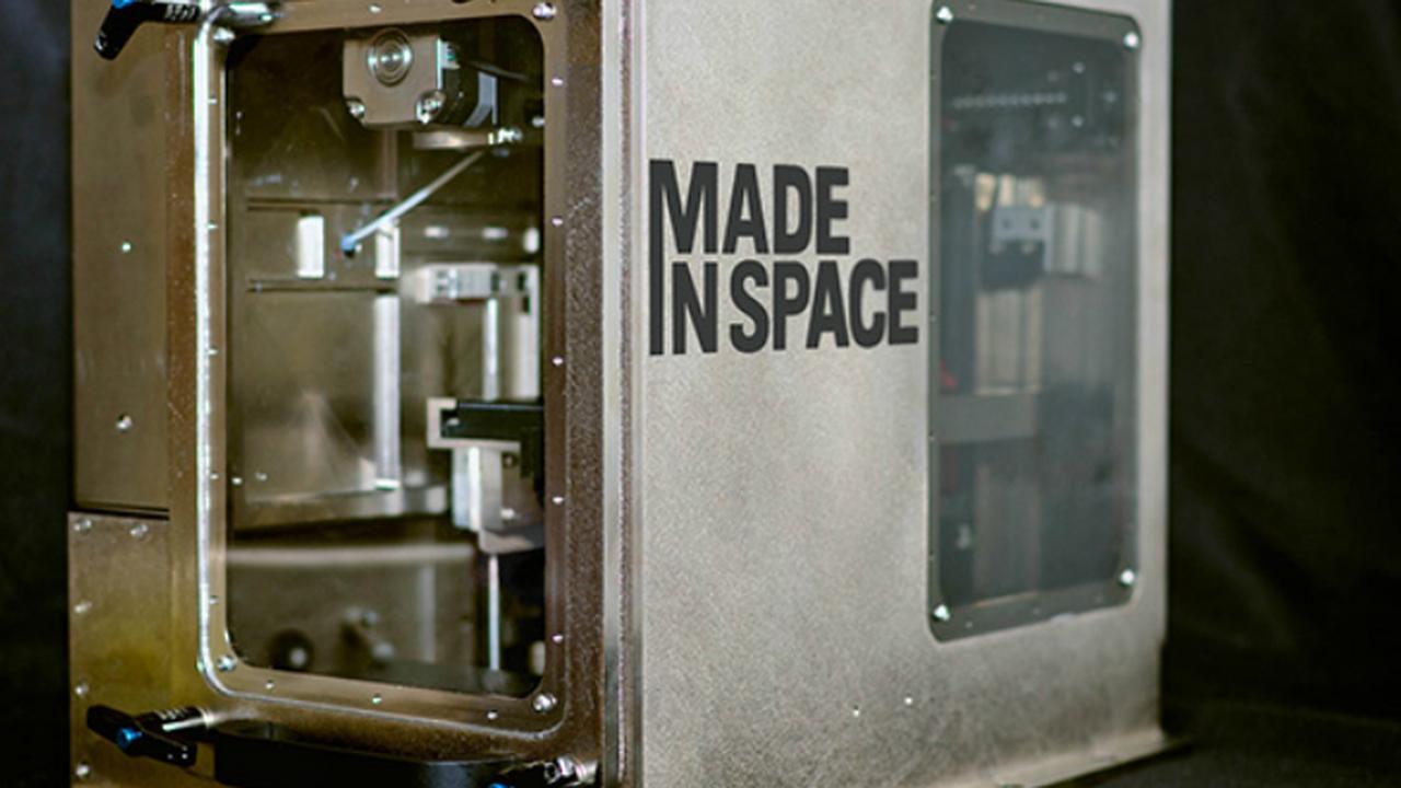 3D-принтер отправится на МКС в августе