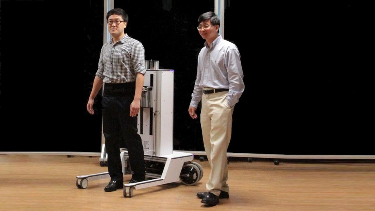 Новый аппарат заново научит людей ходить