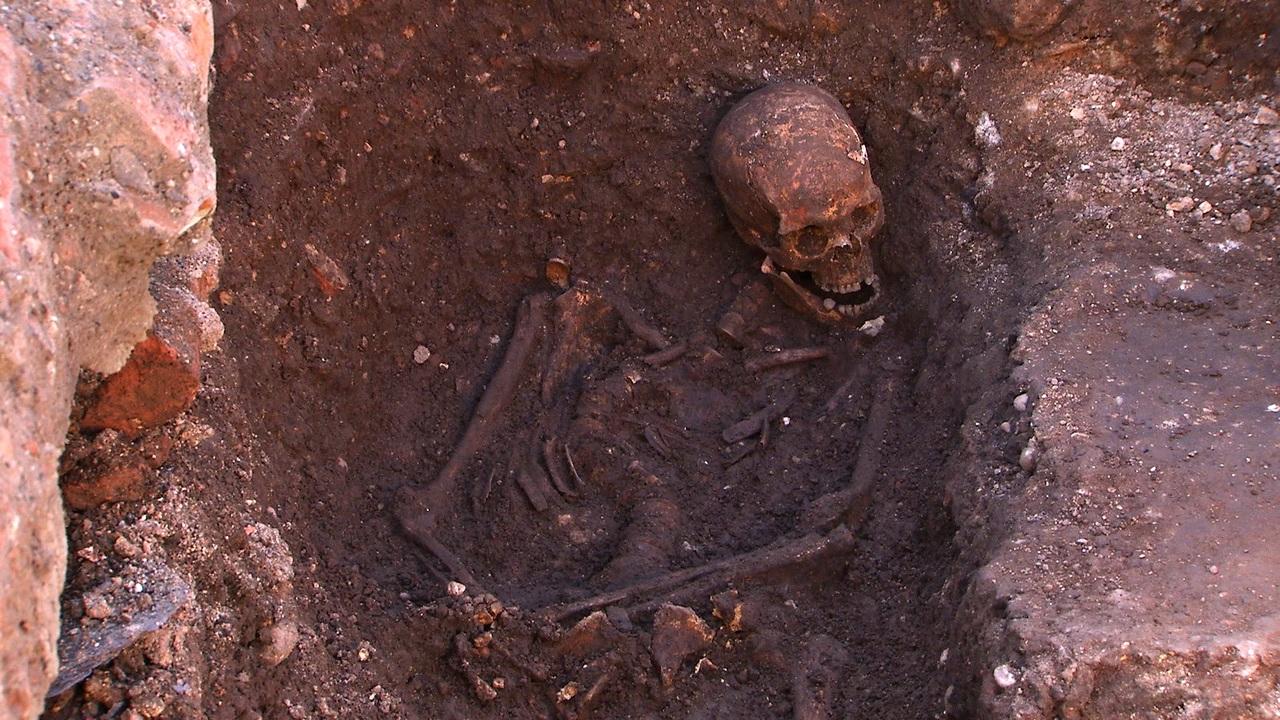 """""""Искривлённый"""" скелет из-под автостоянки всё-таки принадлежал королю Ричарду III"""