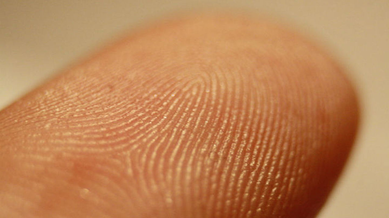 Хакер скопировал отпечатки пальцев по обычной фотографии