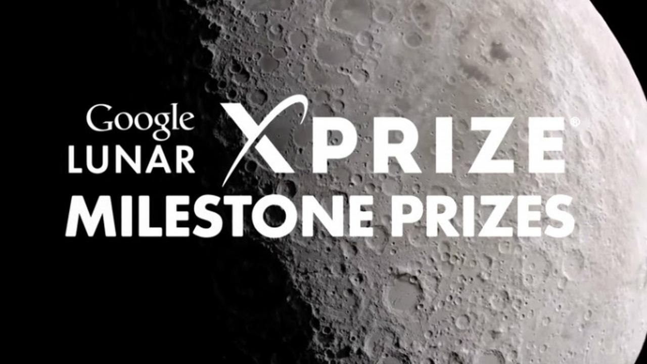 Объявлены победители промежуточной премии Google Lunar XPrize