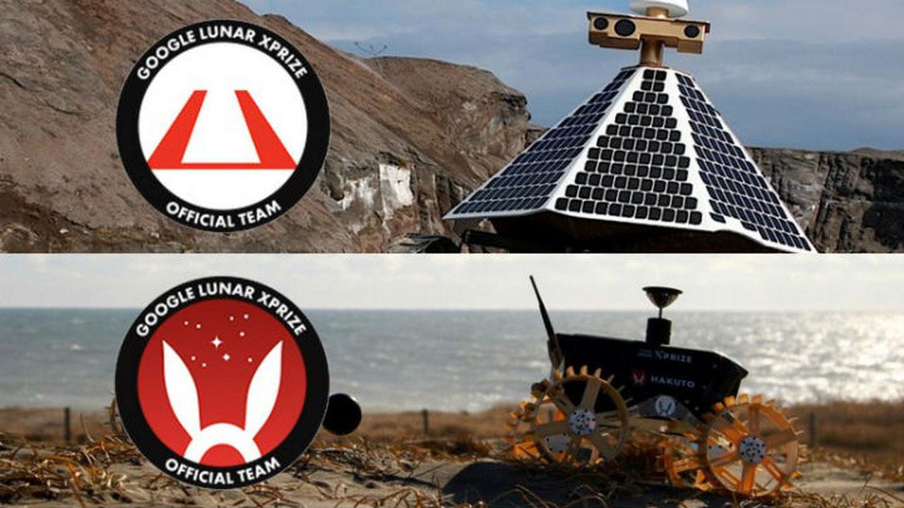Команды объединили усилия для лучшего результата в конкурсе Google Lunar XPrize