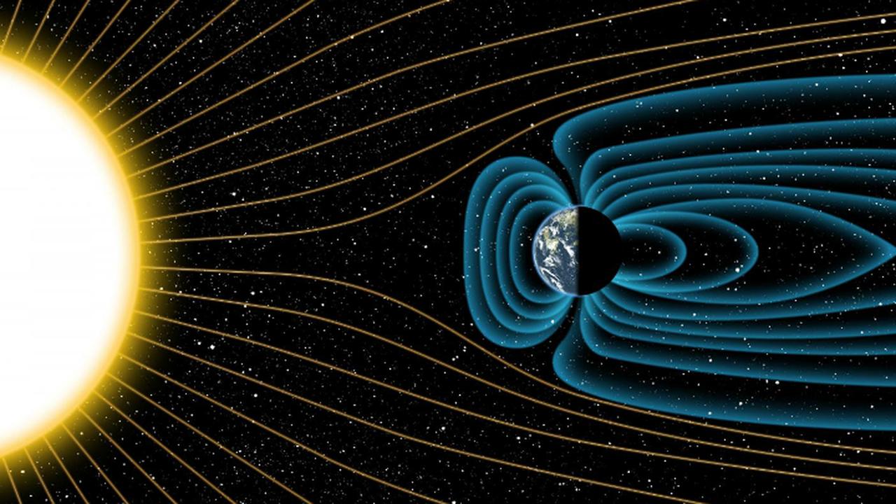 Древнейшие кристаллы помогли узнать истинный возраст магнитного поля Земли
