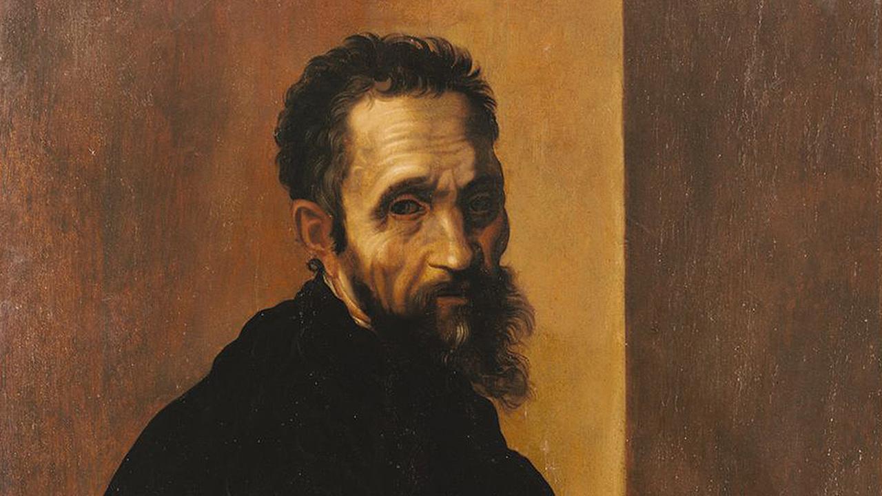 Диагноз по портрету: у Микеланджело нашли остеоартроз