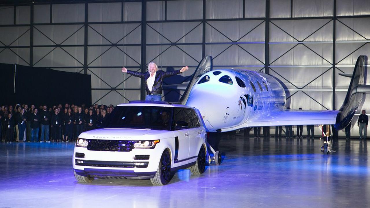 Компания Virgin Galactic представила новый корабль для космического туризма