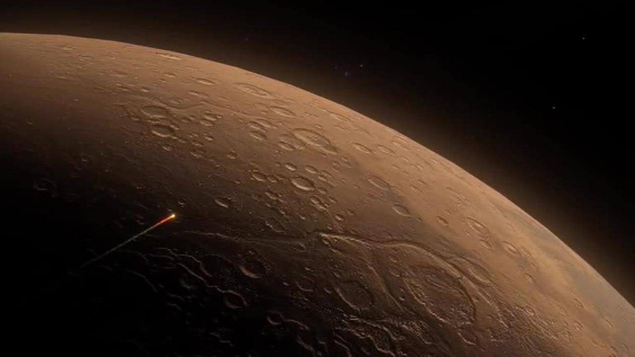 Новый российский космический двигатель позволит достичь Марса за полтора месяца