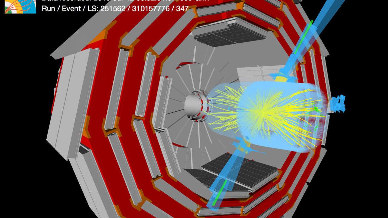 Уверенность учёных в обнаружении на БАК новой частицы возросла