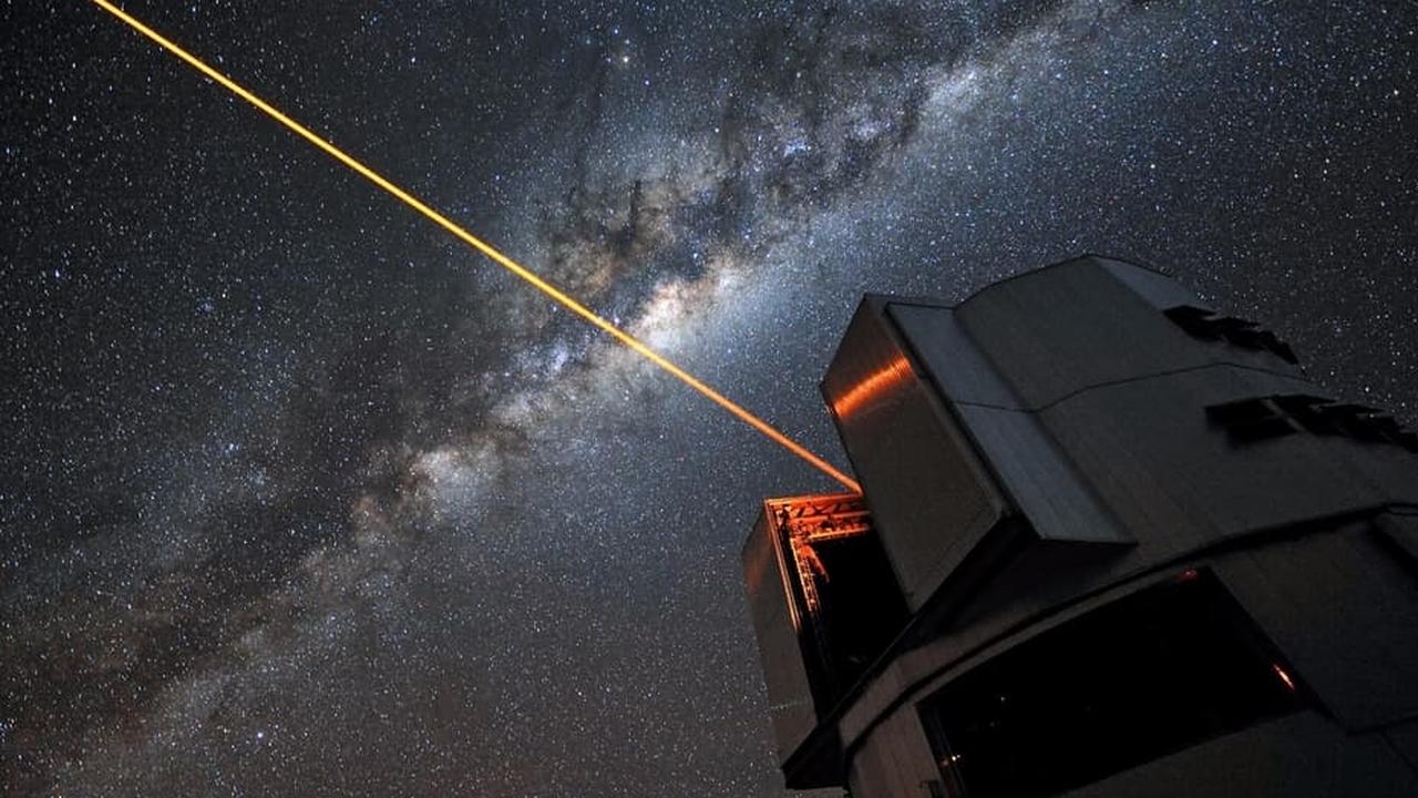 Лазерная шапка-невидимка скроет Землю от любопытных инопланетян