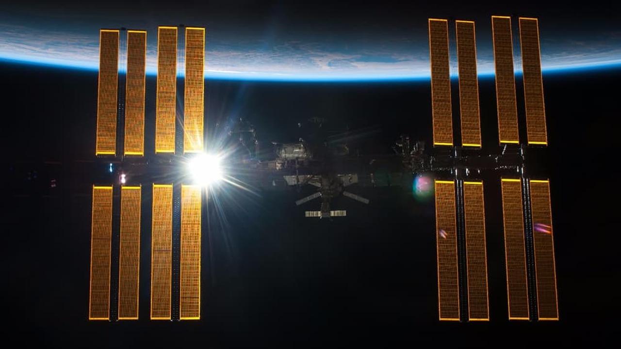 МКС совершила 100 тысяч оборотов вокруг Земли