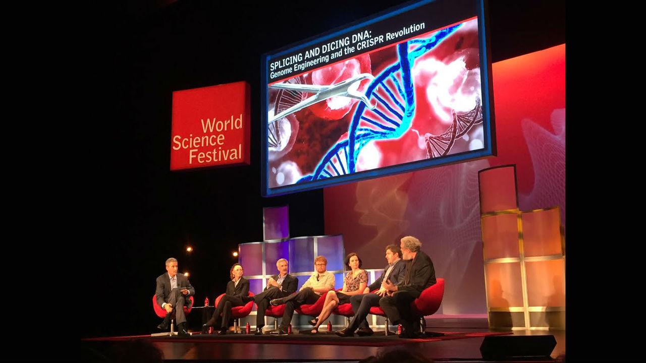 """В рамках """"Мирового фестиваля науки"""" биологи рассказали о революции в редактировании генома"""