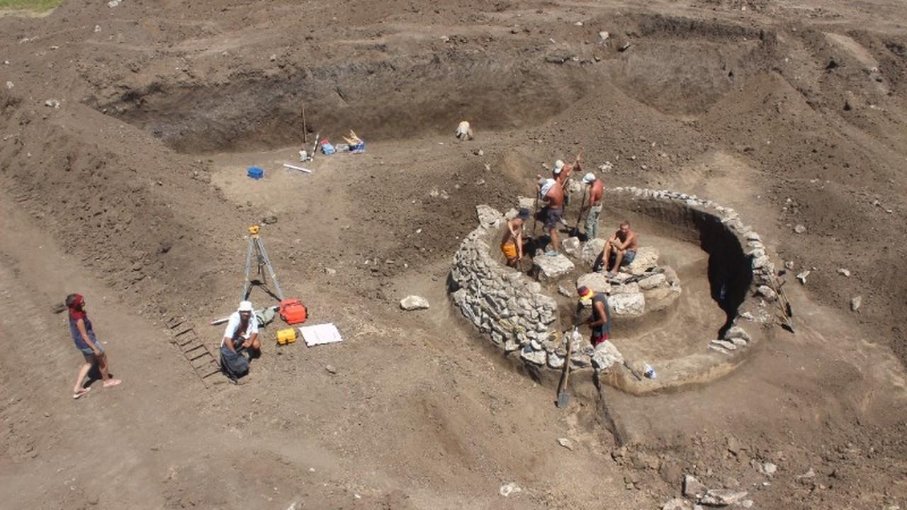В Крыму найдена крепость времен античности