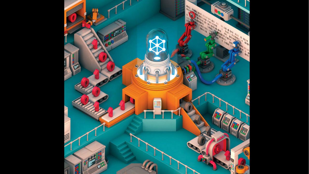 Искусственный интеллект научился пользоваться лондонским метро
