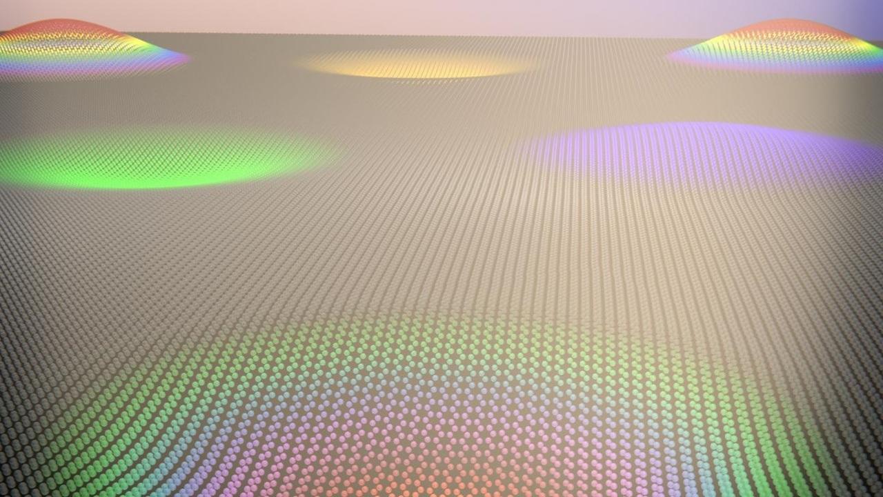 """Благодаря """"графеновым шарам"""" дисплеи на основе электронной бумаги станут цветными"""