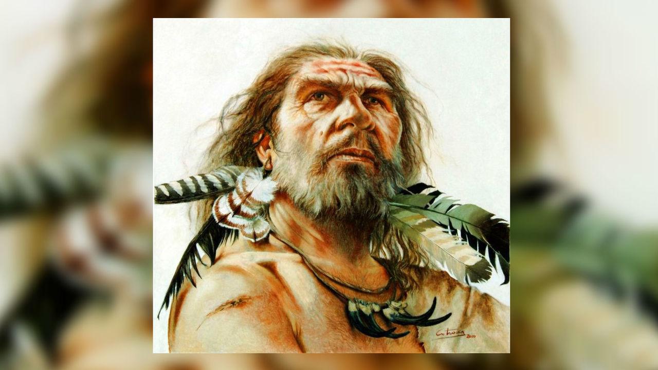 Тяга к прекрасному: неандертальцы собирали красивые камни для украшения жилищ