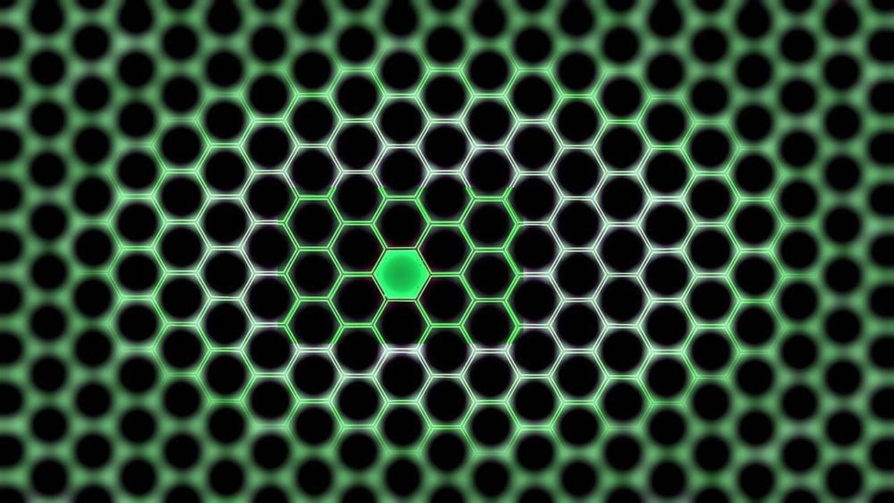 """Физики продемонстрировали """"врождённую"""" сверхпроводимость графена"""
