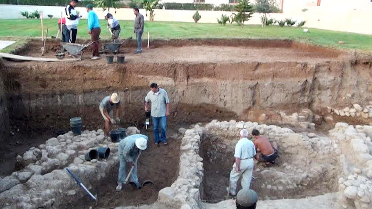 Тайны древнего Иерихона: российские археологи отчитались о многолетней работе на Святой земле