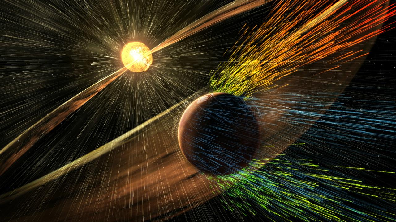 Специалисты NASA предложили способ сделать Марс пригодным для жизни и массовой колонизации