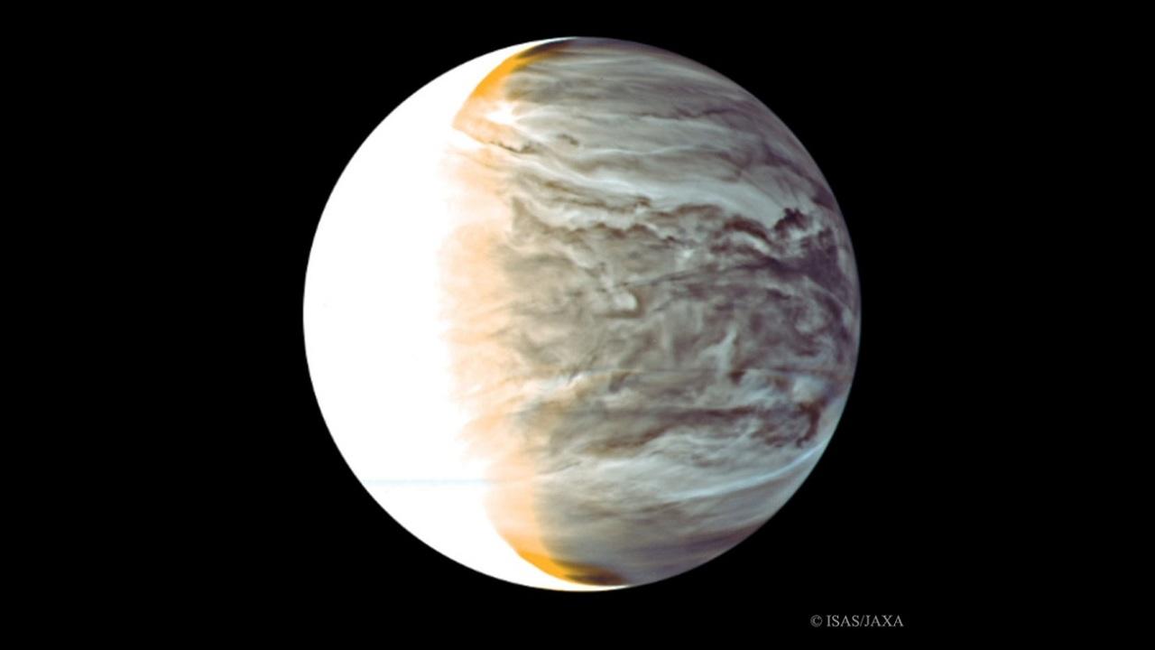 На атмосферу Венеры может влиять даже миллиардная доля брома