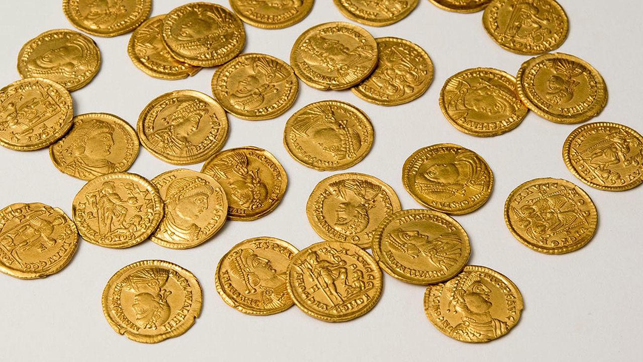 Находка в саду: голландские археологи рассказали историю последнего золота Рима