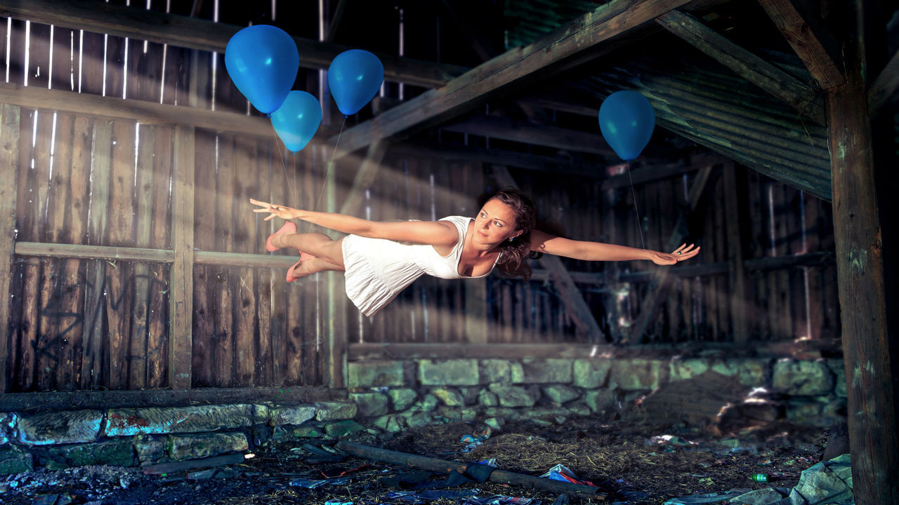 Полёты во сне и наяву: устройство для левитации теперь можно собрать в любом доме