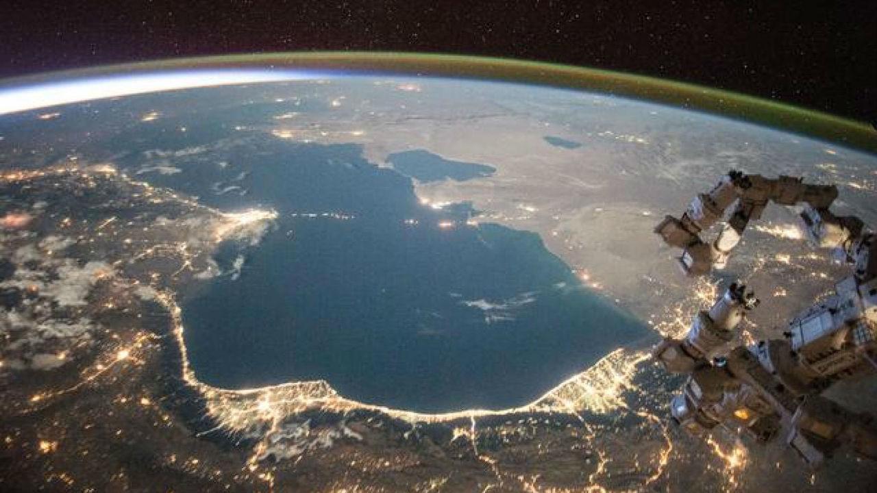 Северная часть Каспийского моря может исчезнуть через 75 лет