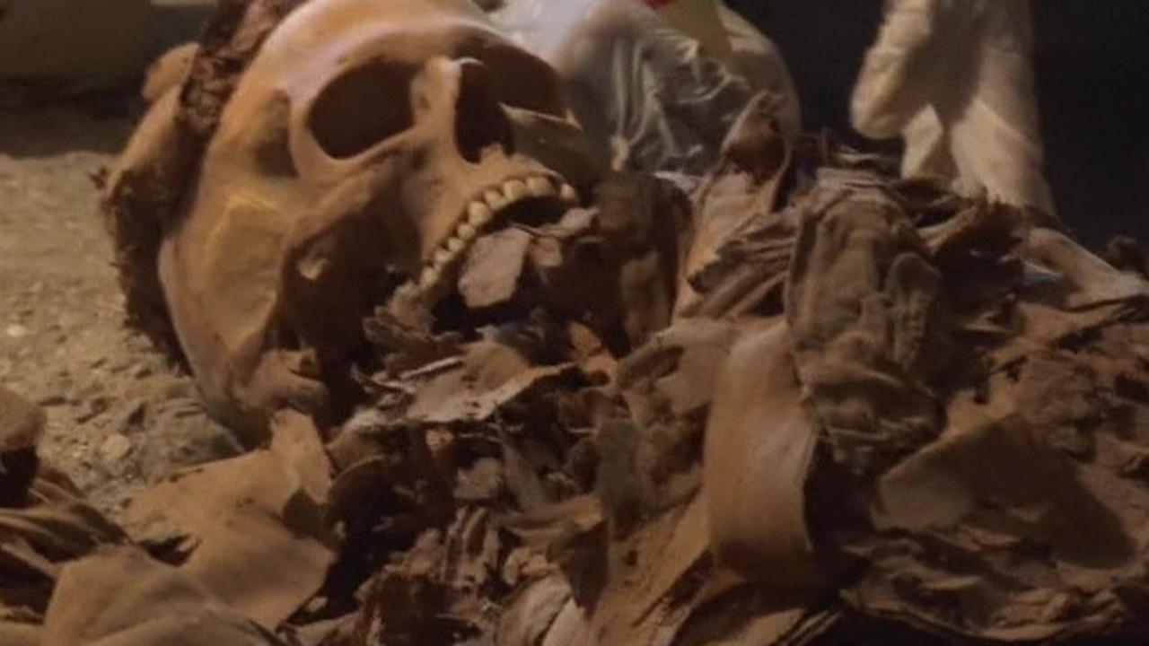 В Луксоре нашли захоронение мумий шестого века до нашей эры