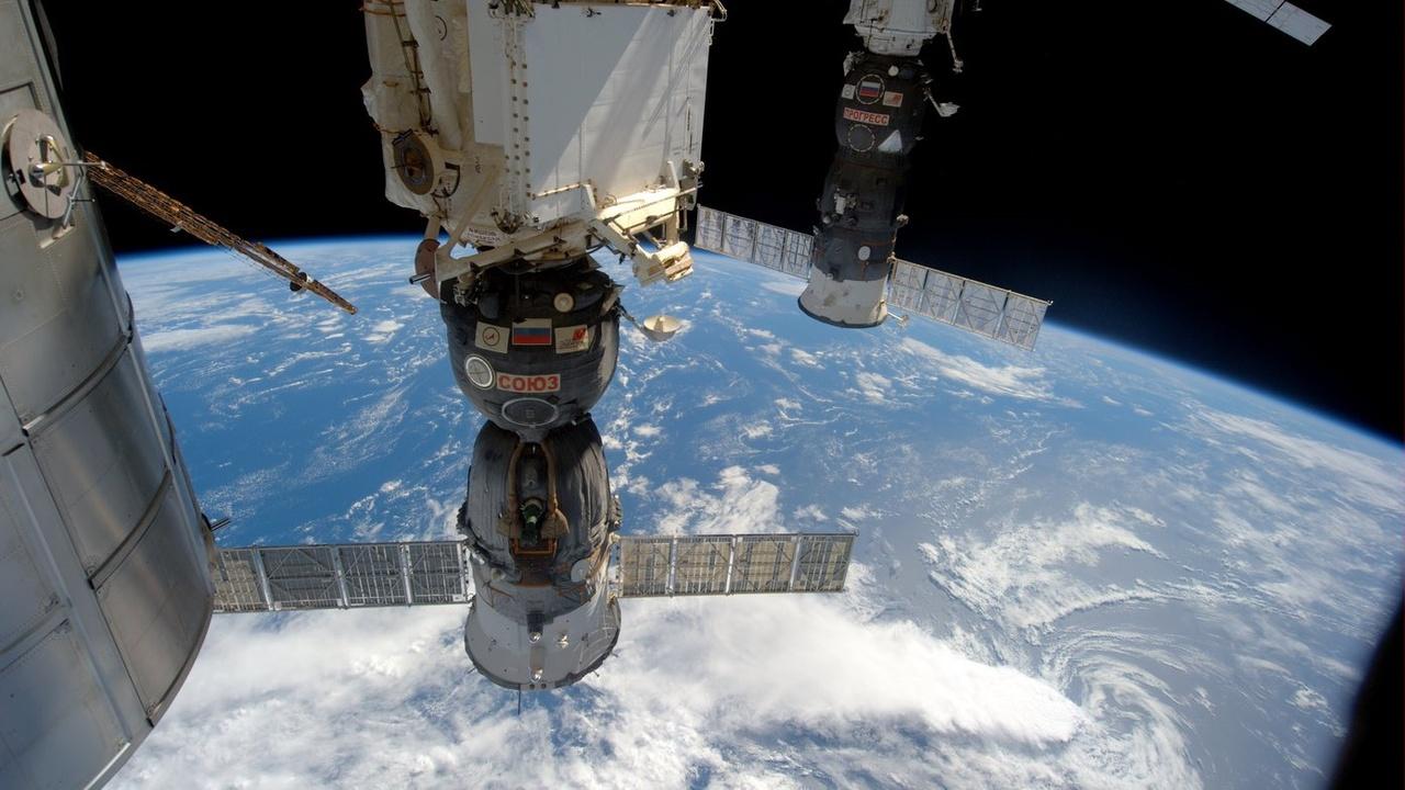 """Чтобы утопить отслуживший модуль, к МКС отправят """"Герасима"""""""