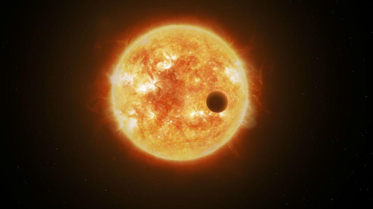 Новая планета больше Земли в четыре раза, но как минимум в 500 раз богаче водой