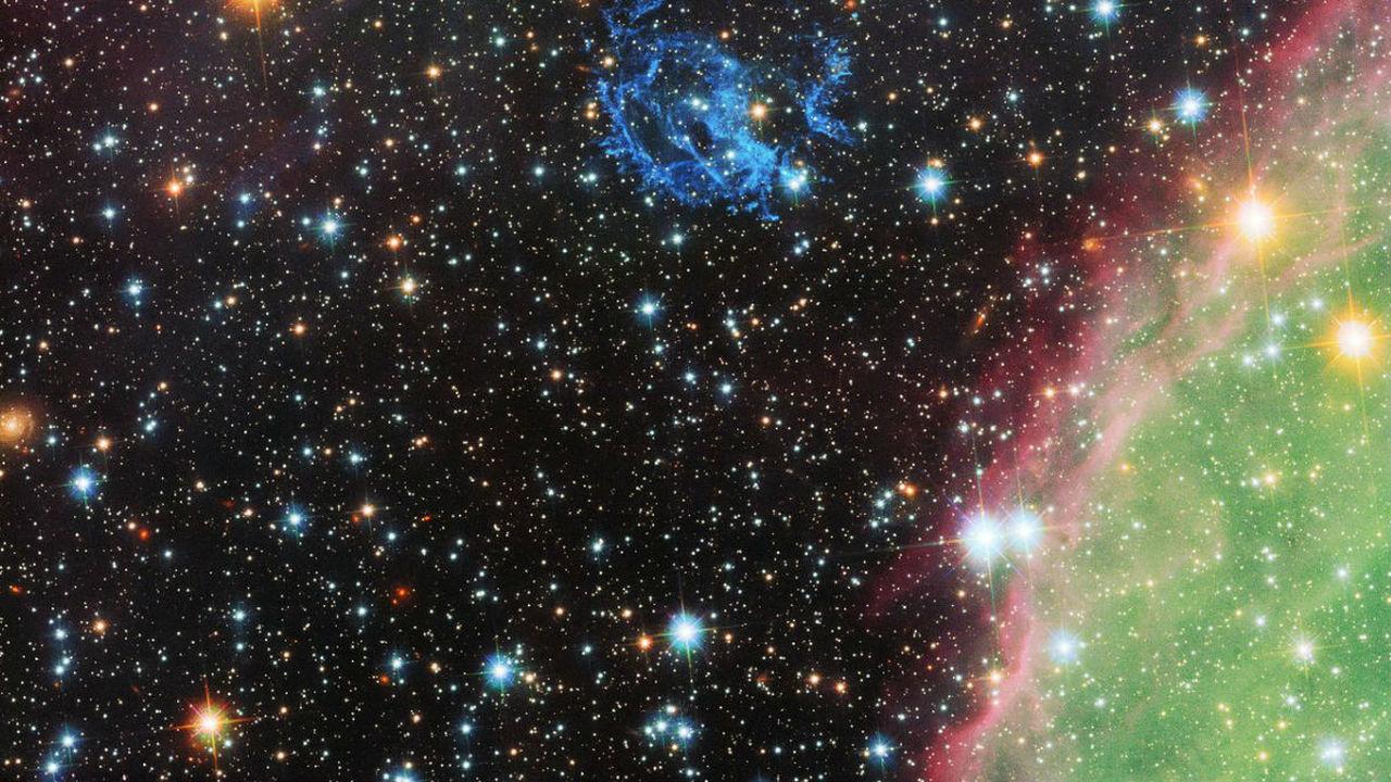"""Вне Галактики впервые открыта """"невидимая"""" нейтронная звезда"""