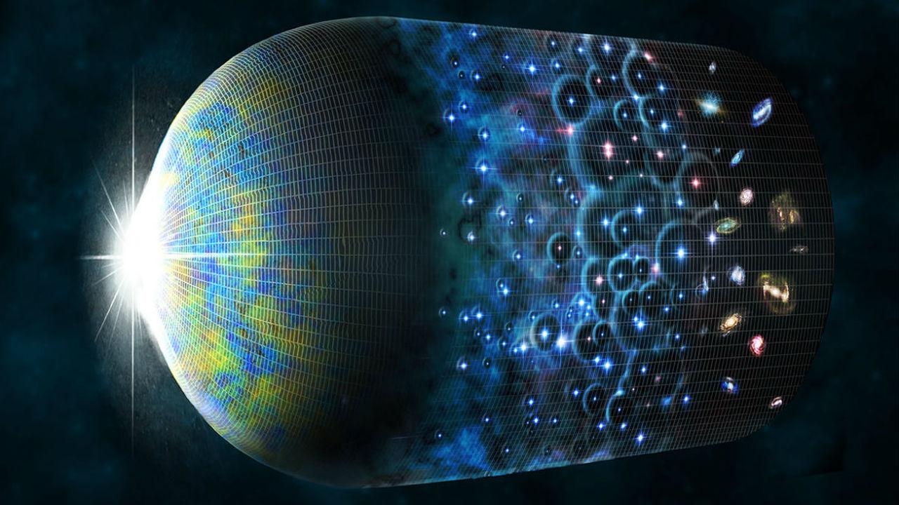 Излучение первых звёзд заставило тёмную материю проявить себя