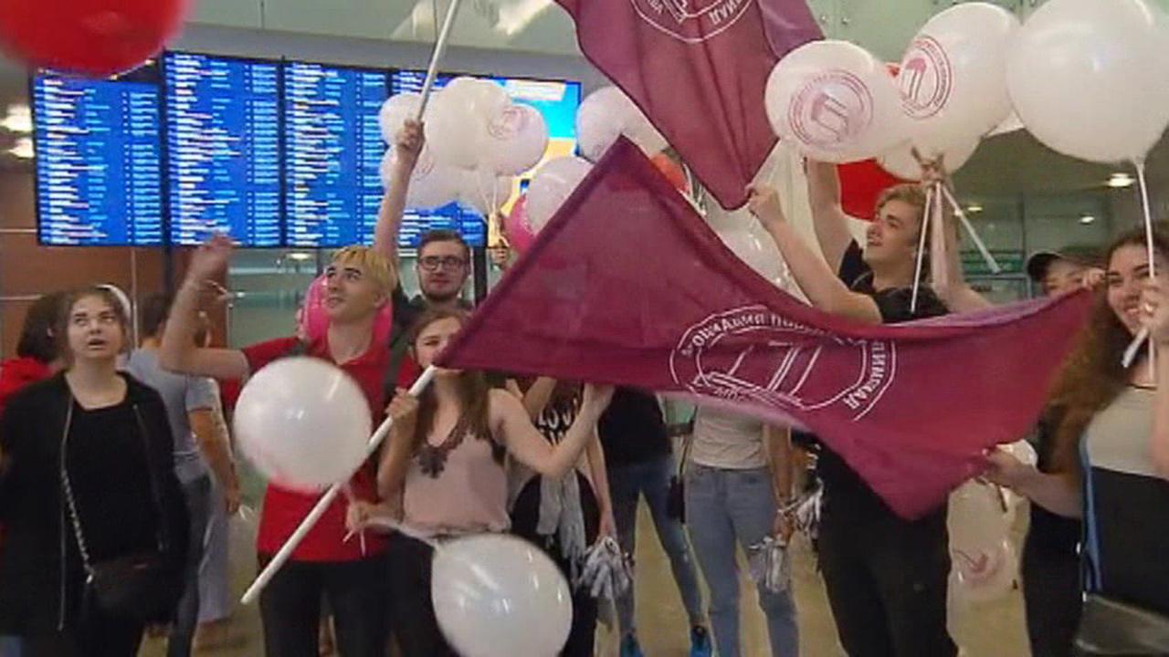 Российские школьники вернулись с шестью медалями Международной математической олимпиады